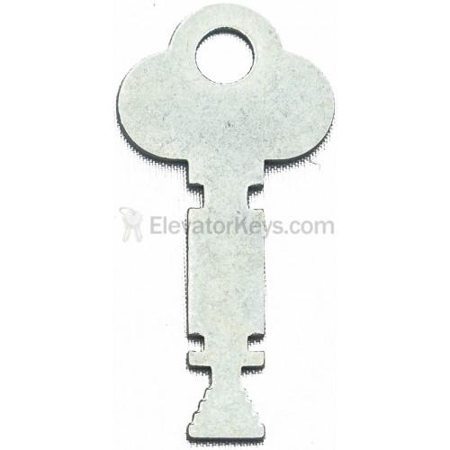 Elevatorkeys Com Gamewell 25460 Christmas Tree Key